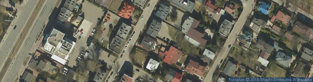 Zdjęcie satelitarne Leopard Wines