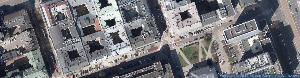 Zdjęcie satelitarne LEX POMOC Sp. z o.o.