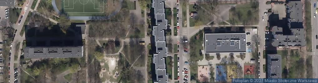 Zdjęcie satelitarne Łukasz Gwiazda
