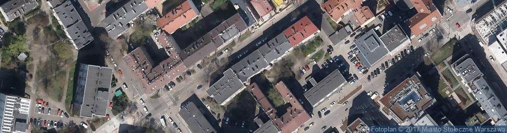 Zdjęcie satelitarne Łukasz Słomka Lukos