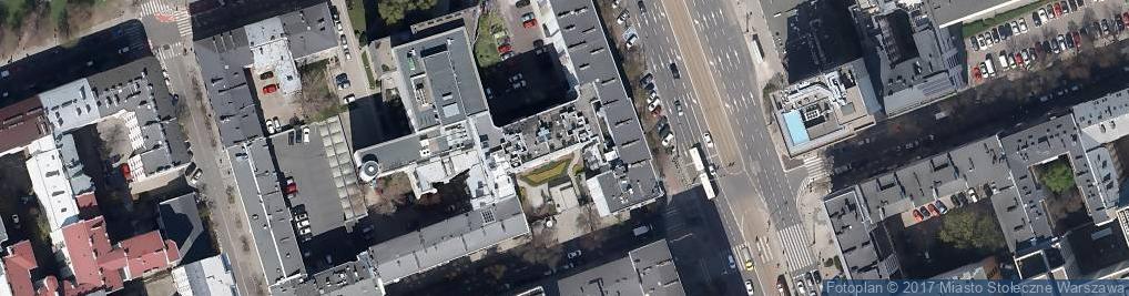 Zdjęcie satelitarne Luxury Travel
