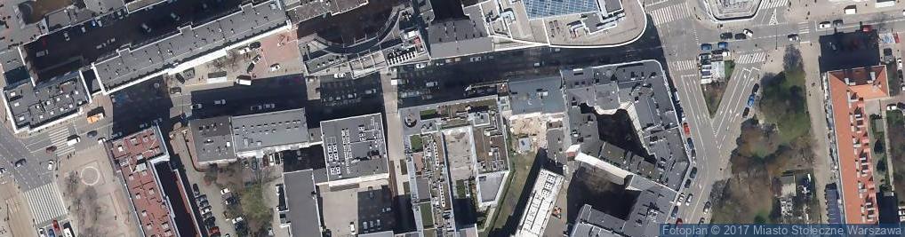 Zdjęcie satelitarne M+G