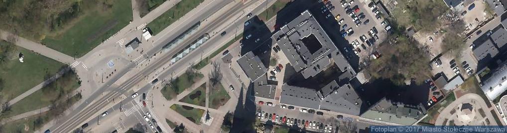Zdjęcie satelitarne Maciej Gołaszewski Appsesive
