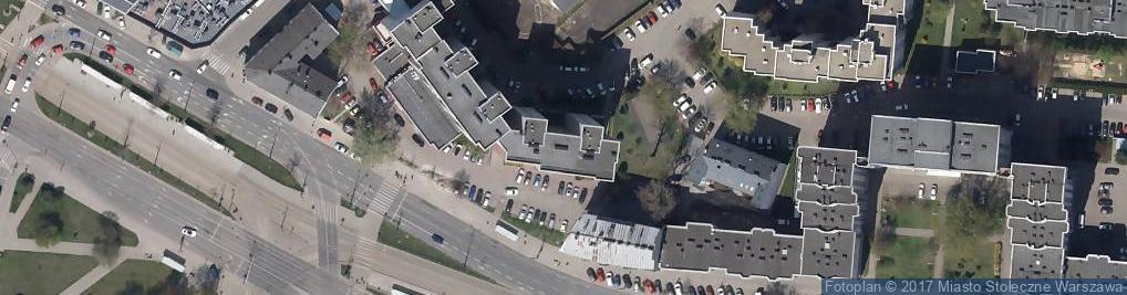 Zdjęcie satelitarne Maciej Wagner Polsoftware