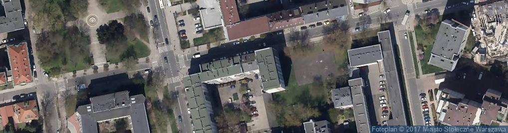 Zdjęcie satelitarne Madelle