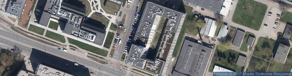 Zdjęcie satelitarne Mag Comm Olszewski Truszkowski