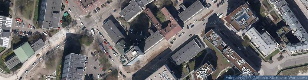 Zdjęcie satelitarne Magdalena Chondzyńska