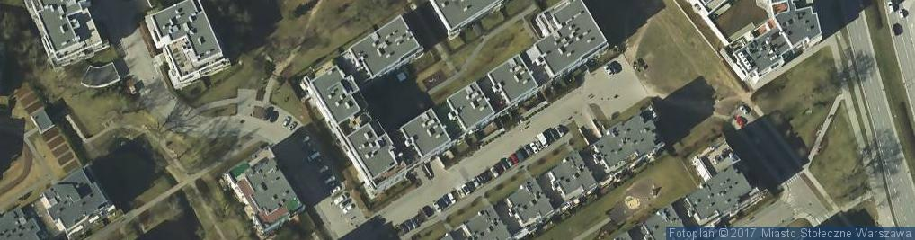Zdjęcie satelitarne Magdalena Walus Miko