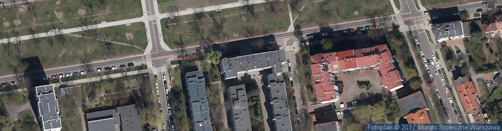Zdjęcie satelitarne Małgorzata Grzegorzewska - Działalność Gospodarcza