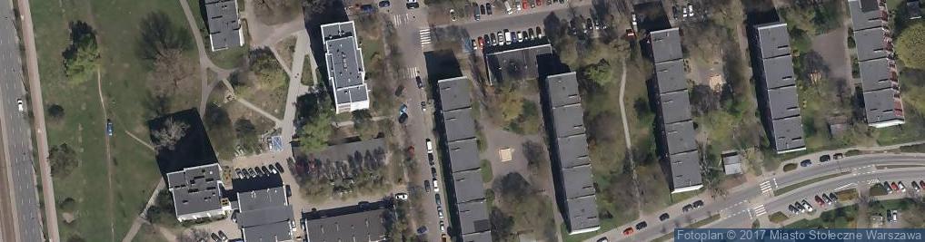 Zdjęcie satelitarne Małgorzata Kołodziejek Pracownia Psychologiczna