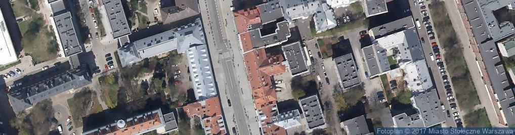 Zdjęcie satelitarne Małgorzata Masłowska