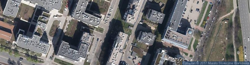 Zdjęcie satelitarne Malina S.C.