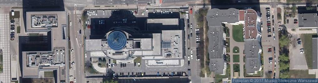 Zdjęcie satelitarne MALO CLINIC Warsaw