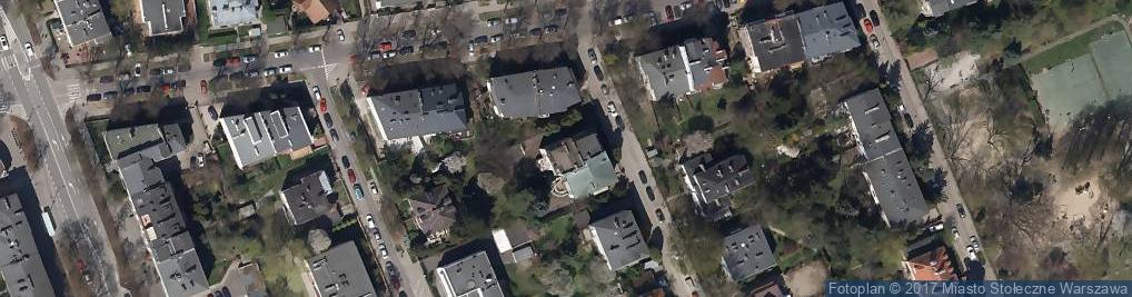 Zdjęcie satelitarne Malva