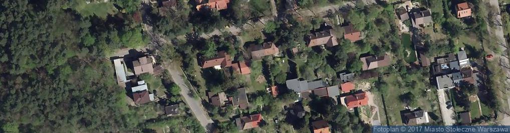Zdjęcie satelitarne MAMAJA Haft komputerowy
