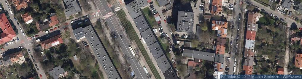 Zdjęcie satelitarne Marcin Kołaczkowski Wspólnik Spółki Cywilnej Sztukoteka Marcin Kołaczkowski Paweł Prokopczuk