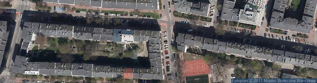 Zdjęcie satelitarne Marek Gadziński Efekt- Marek Gadziński