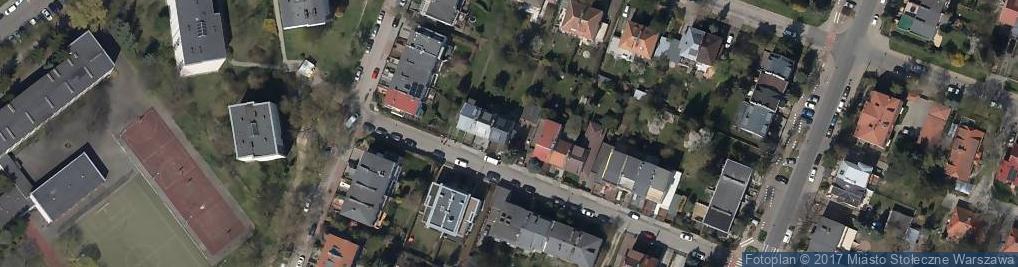 Zdjęcie satelitarne Marek Marecki - Działalność Gospodarcza