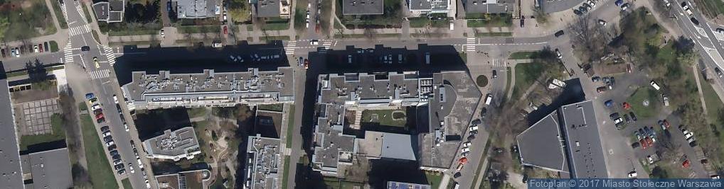 Zdjęcie satelitarne Marek Strugała - Działalność Gospodarcza