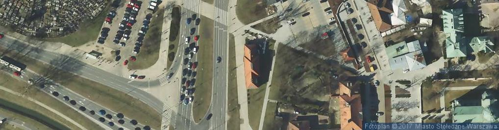Zdjęcie satelitarne Marek Zabrzeski Plus Management Services
