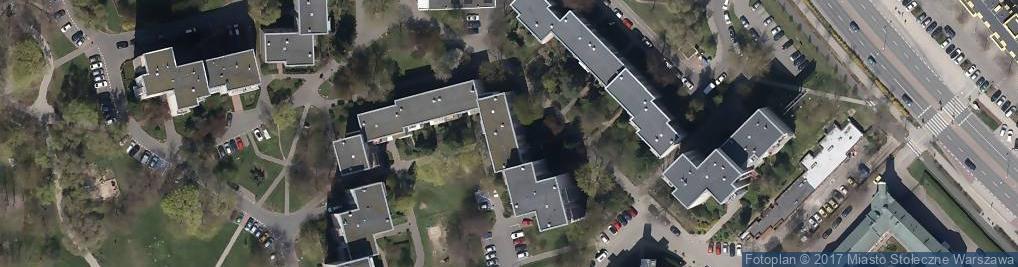 Zdjęcie satelitarne Marexim