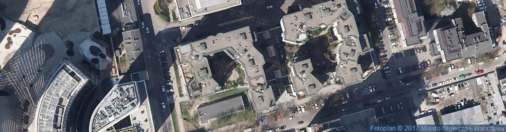 Zdjęcie satelitarne Maritex