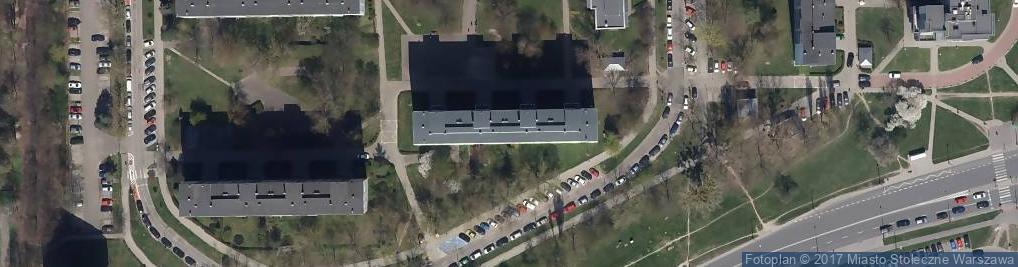 Zdjęcie satelitarne Marketing Sieciowy