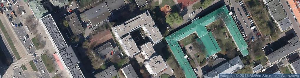 Zdjęcie satelitarne Martal Marketing Dystrybucja Akwizycja