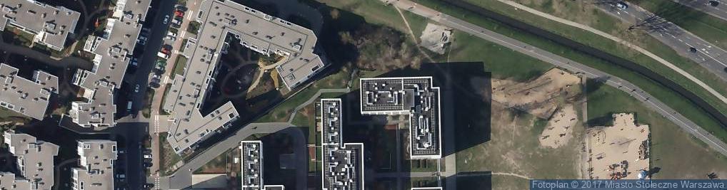 Zdjęcie satelitarne Martin Oxley Ideas 4U