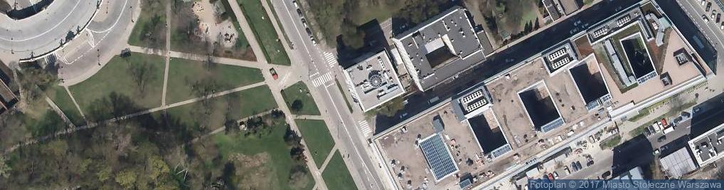 Zdjęcie satelitarne Master Care