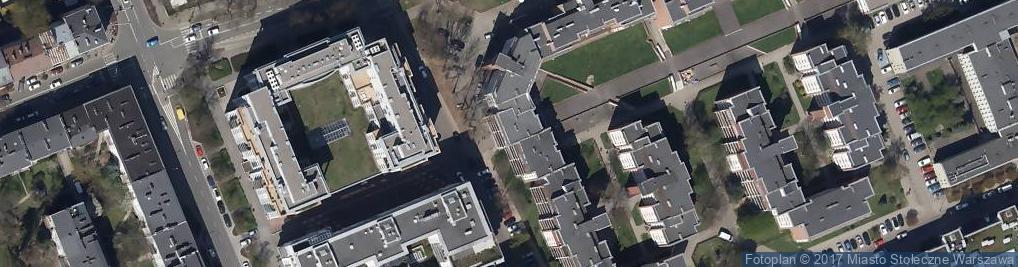 Zdjęcie satelitarne Mateusz Makowski