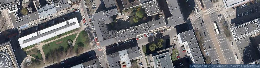 Zdjęcie satelitarne Max Box Jaworski w Sakovitch B