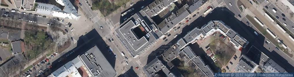Zdjęcie satelitarne Max Film S.A.