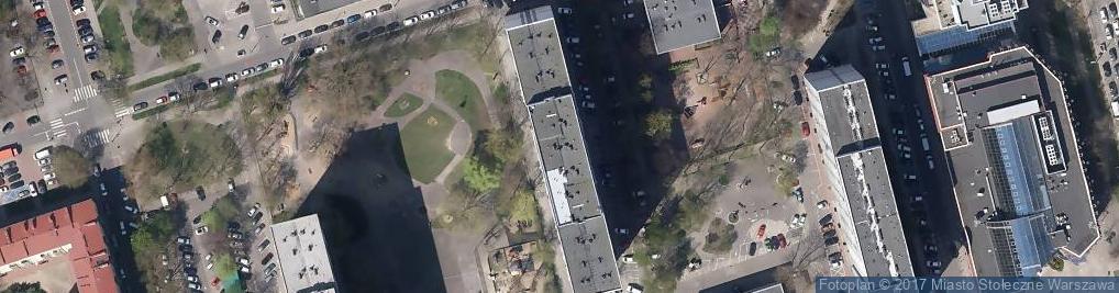 Zdjęcie satelitarne Maxima Project