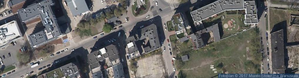 Zdjęcie satelitarne Maxsrebro