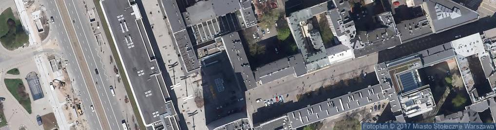 Zdjęcie satelitarne Mazur Agencja Fotograficzna