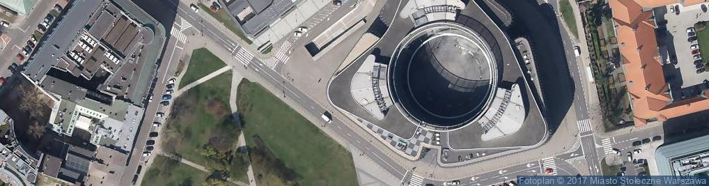 Zdjęcie satelitarne Mckinsey & Company Poland