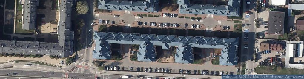 Zdjęcie satelitarne MDB Marek Kaźmierczak