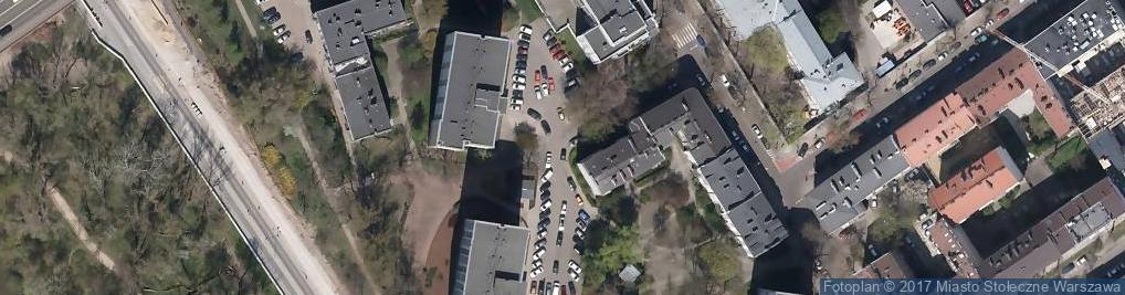 Zdjęcie satelitarne MDERM Sp. z o.o.