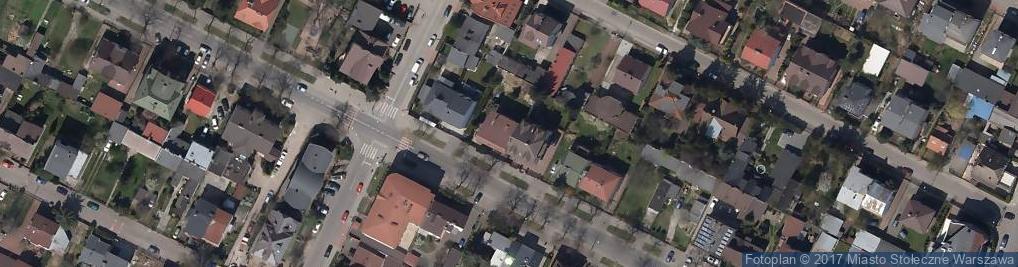 Zdjęcie satelitarne Mechanika Pojazdowa Roszkowski Robert Roszkowski Zdzisław