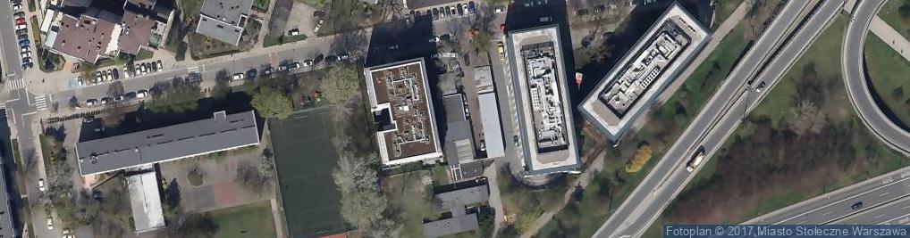 Zdjęcie satelitarne Mechanika Pojazdowa