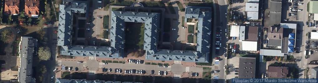 Zdjęcie satelitarne Medent