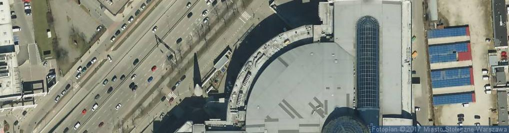 Zdjęcie satelitarne Media Markt Polska Zabrze
