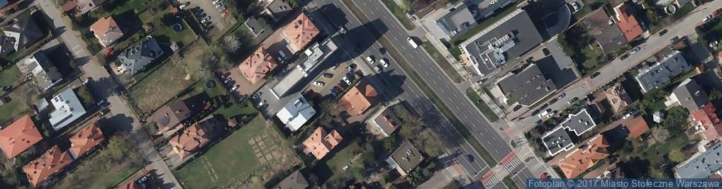Zdjęcie satelitarne Meditronik Sp. z o.o.