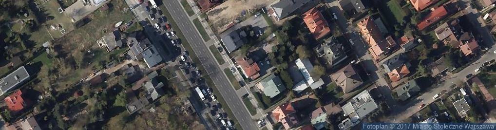 Zdjęcie satelitarne Mes-Projekt Krzysztof Szyjka