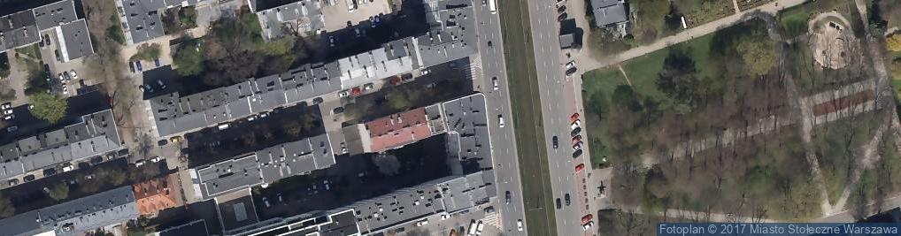 Zdjęcie satelitarne Metab