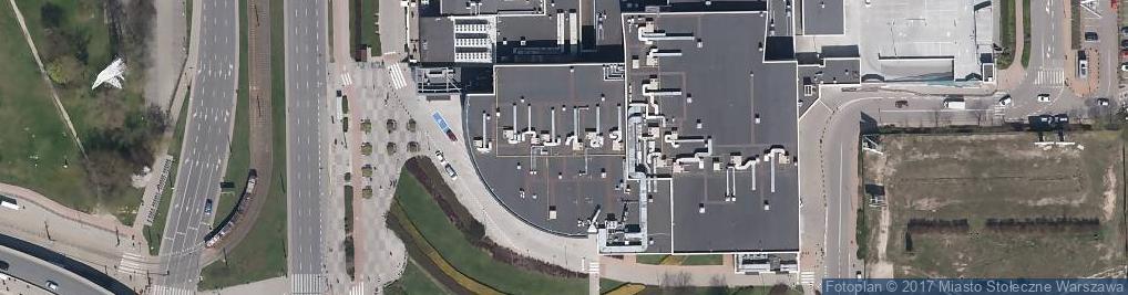 Zdjęcie satelitarne Metrohouse S.A.