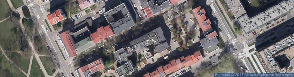 Zdjęcie satelitarne Michał Fałat Baffa Creative Michał Fałat