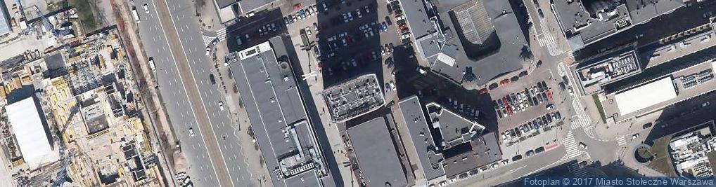 Zdjęcie satelitarne Michał Gomoński M.G Consulting