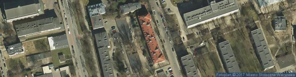Zdjęcie satelitarne Michał Porzyczkowski Doradztwo Prawne